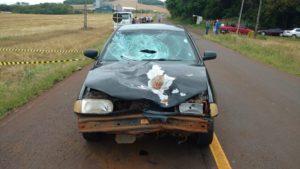 Feriadão teve 11 acidentes e uma morte nas rodovias do Sudoeste