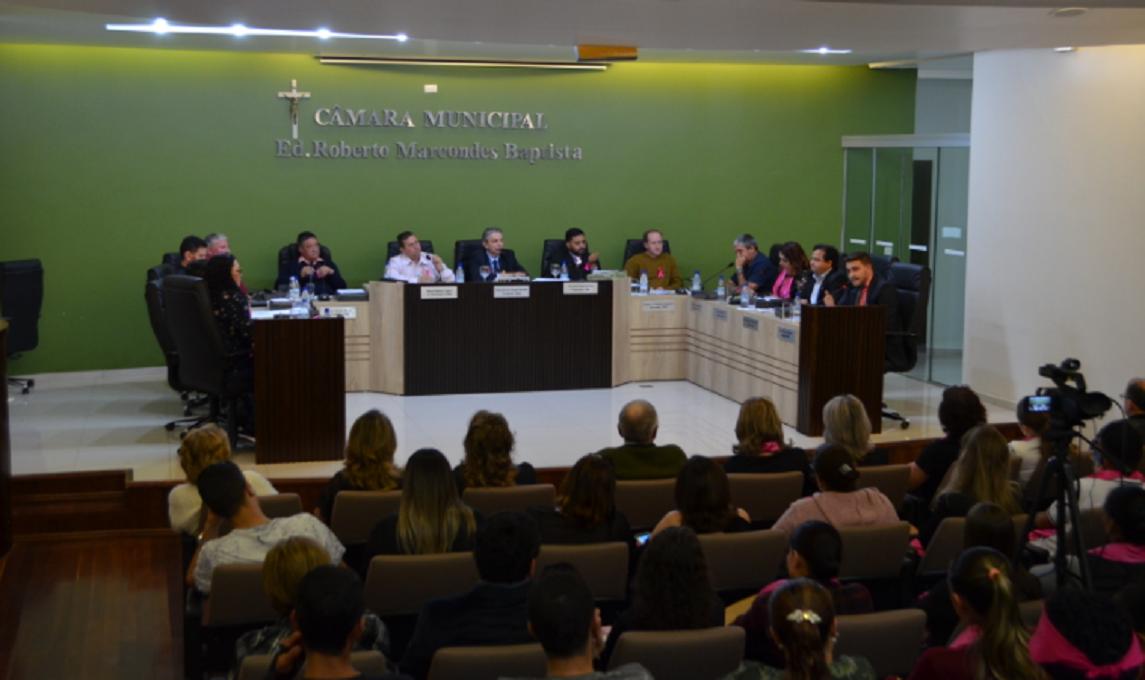 Câmara de Palmas realizará primeira sessão itinerante