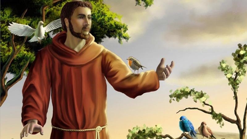 04 de outubro é Dia de São Francisco de Assis
