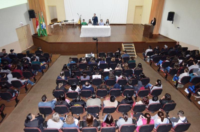 Realizada em Chopinzinho conferência municipal dos Direitos da Criança e Adolescente