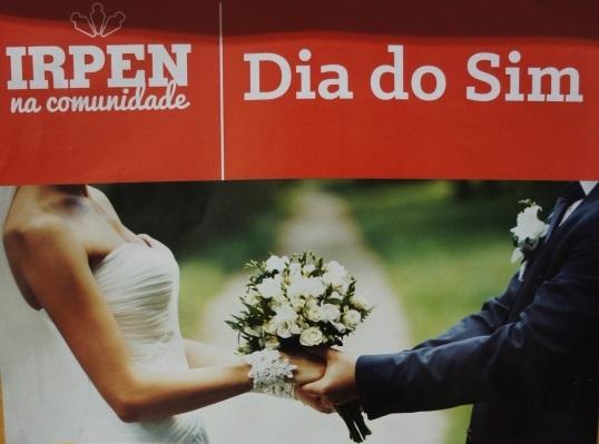 Inscrições para casamento coletivo em Marmeleiro terminam sexta-feira