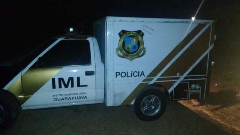 Eletricista é assassinado em Reserva do Iguaçu