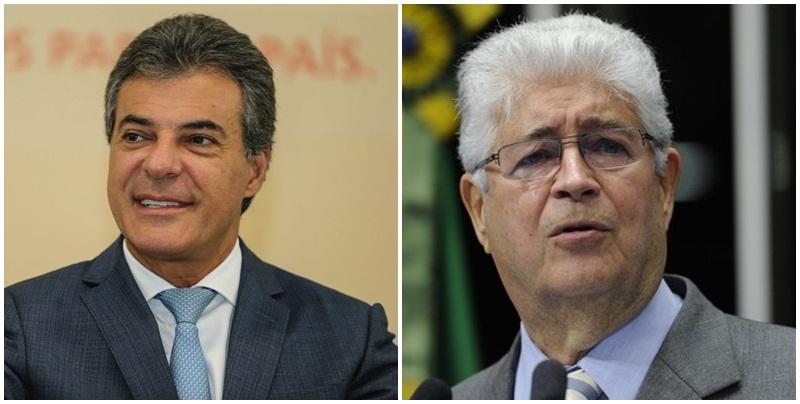 Beto Richa e Requião ficam fora do Senado