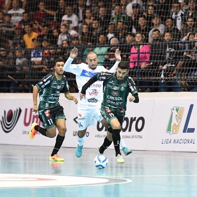 Marreco e Pato iniciam neste sábado a disputa para as quartas de final da LNF