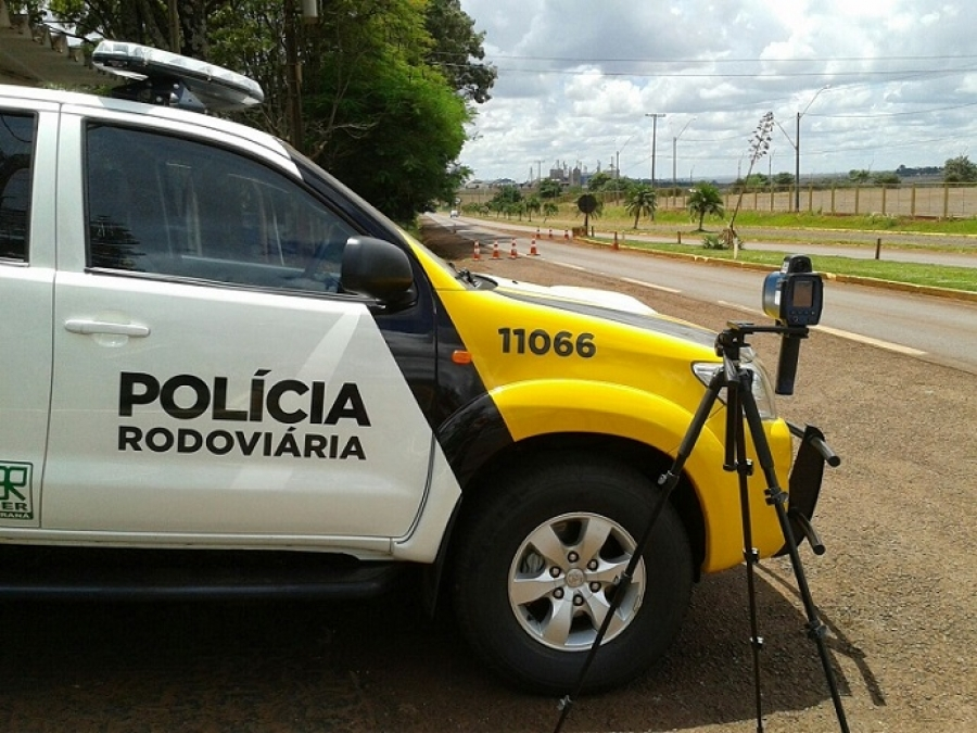 Operação Padroeira nas rodovias estaduais