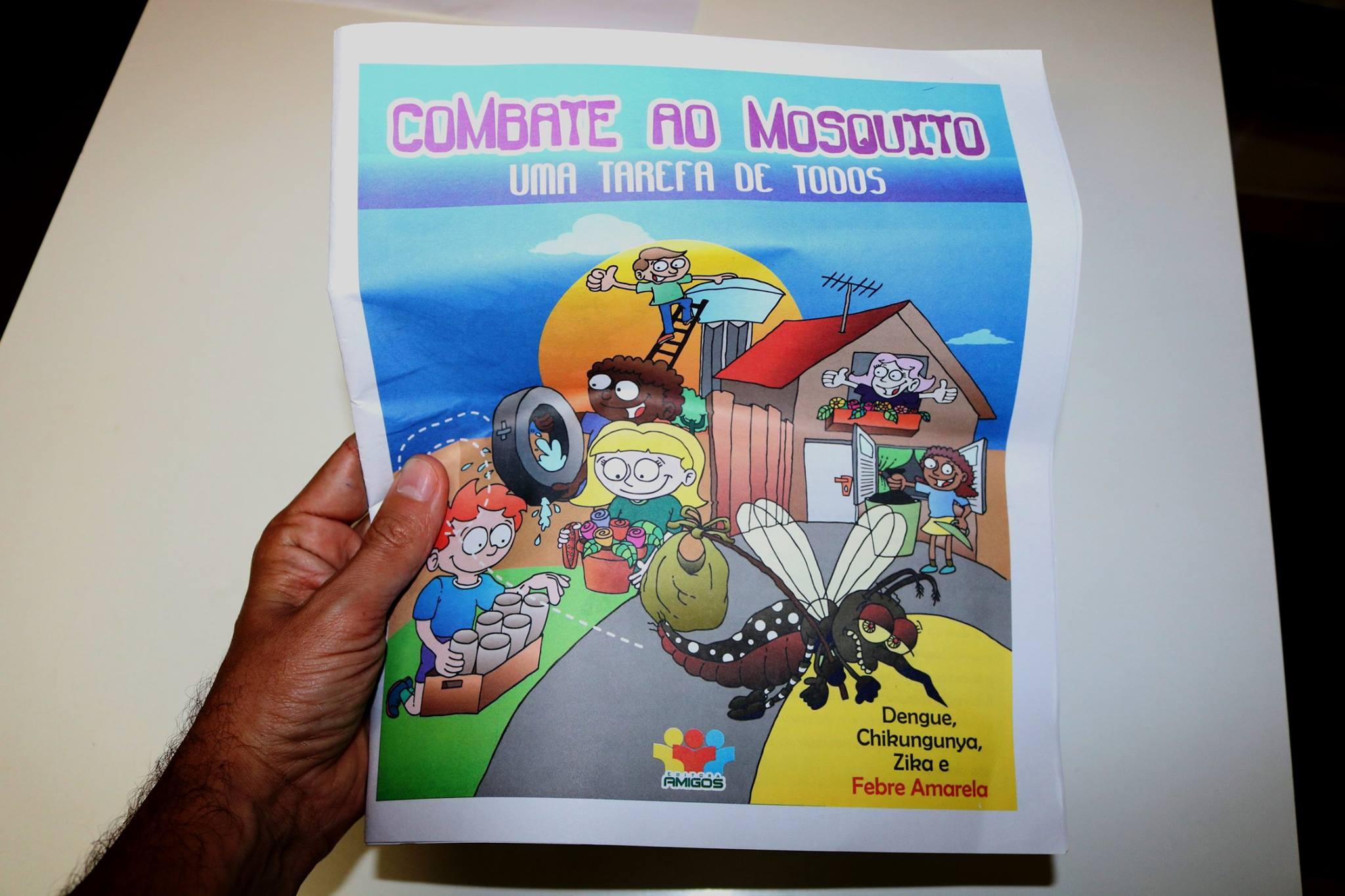 Abelardo Luz em alerta com aumento de focos de mosquitos da dengue