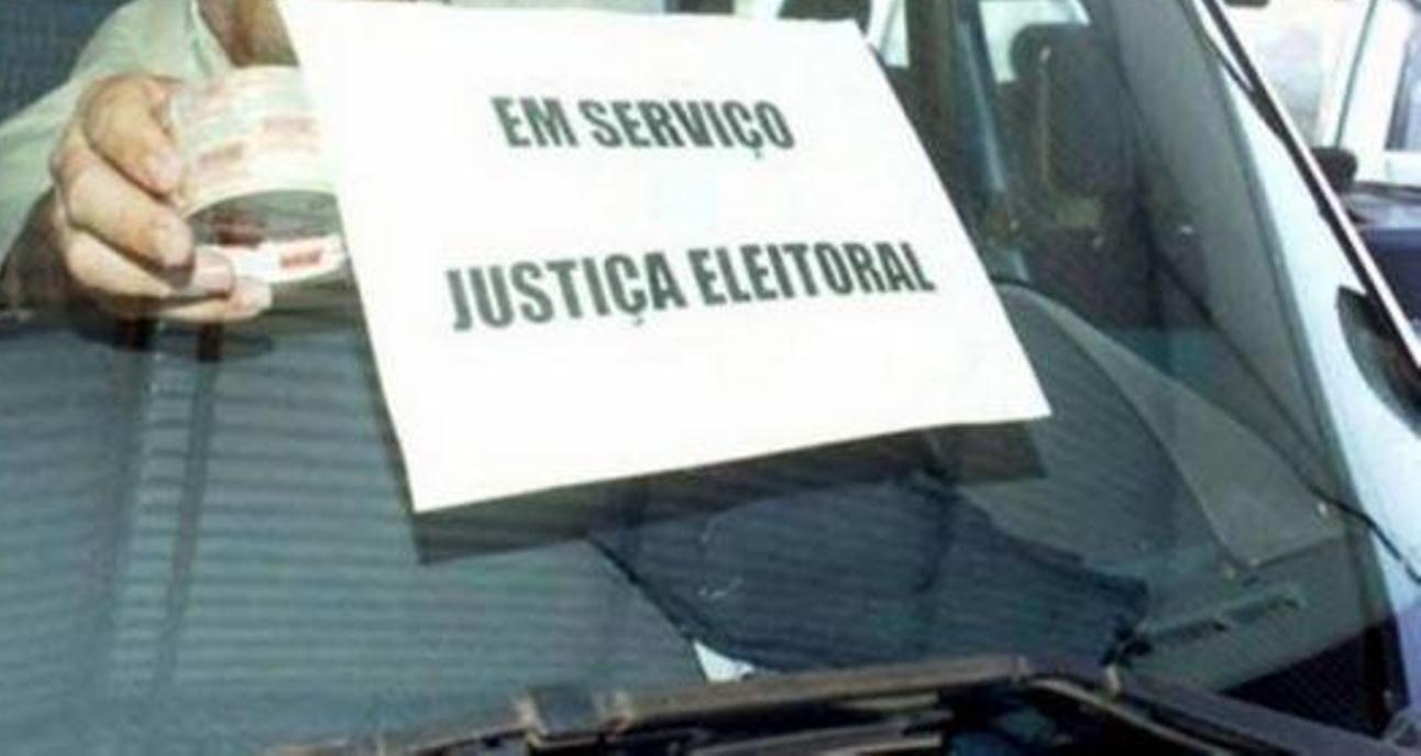 Roteiro do transporte de eleitores na Comarca de Palmas