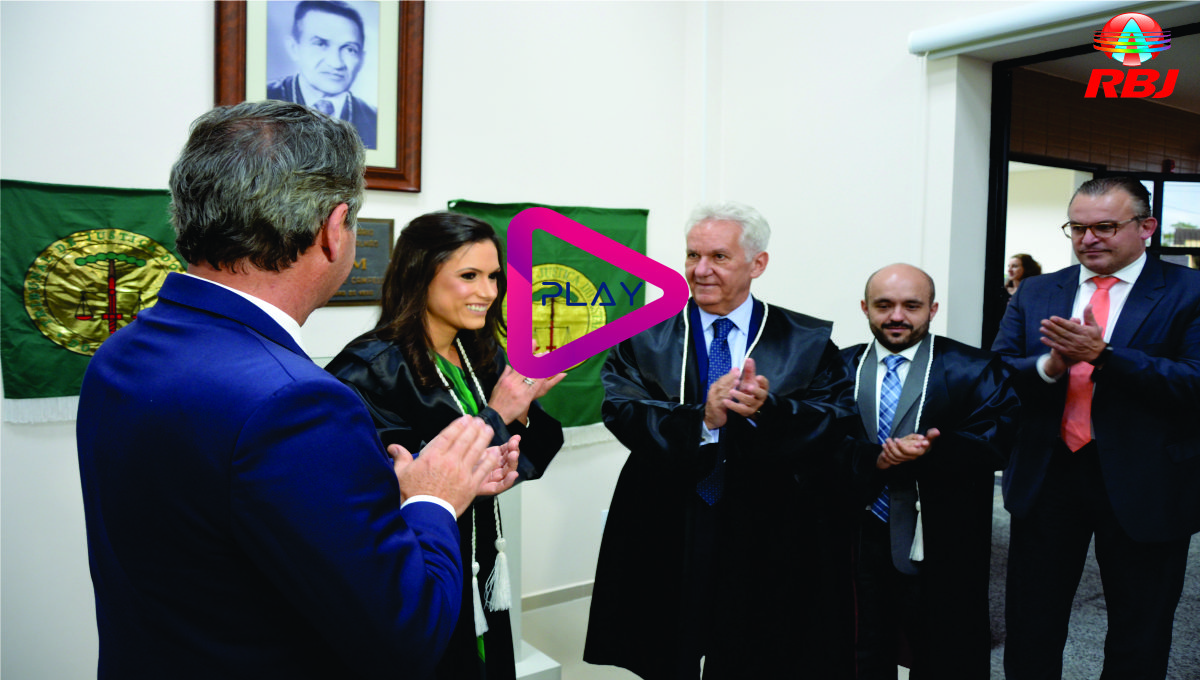 Presidente do TJPR inaugura novo Fórum na Comarca de Palmas