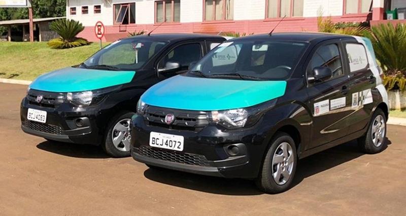 Saúde é contemplada com mais dois veículos em Candói