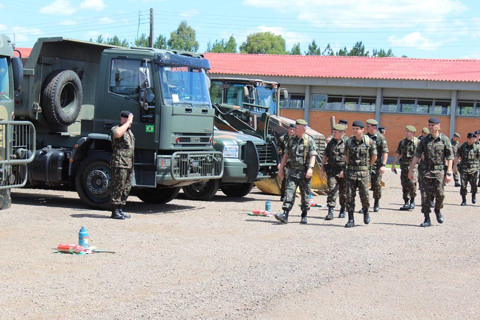 Comando Regional visitou Exército em Palmas