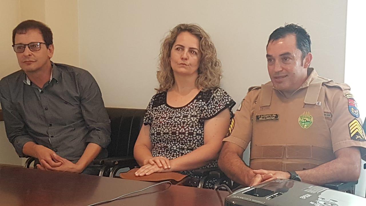 Em dois anos Renascença reduz 90% dos casos de furtos no município