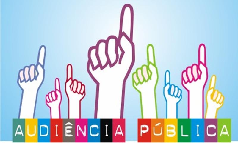 Audiências públicas serão realizadas na Cachoeira, Paz, Lagoa Seca e na sede