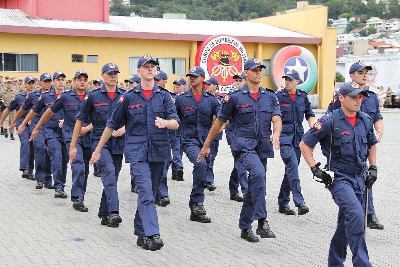 Municípios do Oeste de SC receberão novos soldados do Corpo de Bombeiros