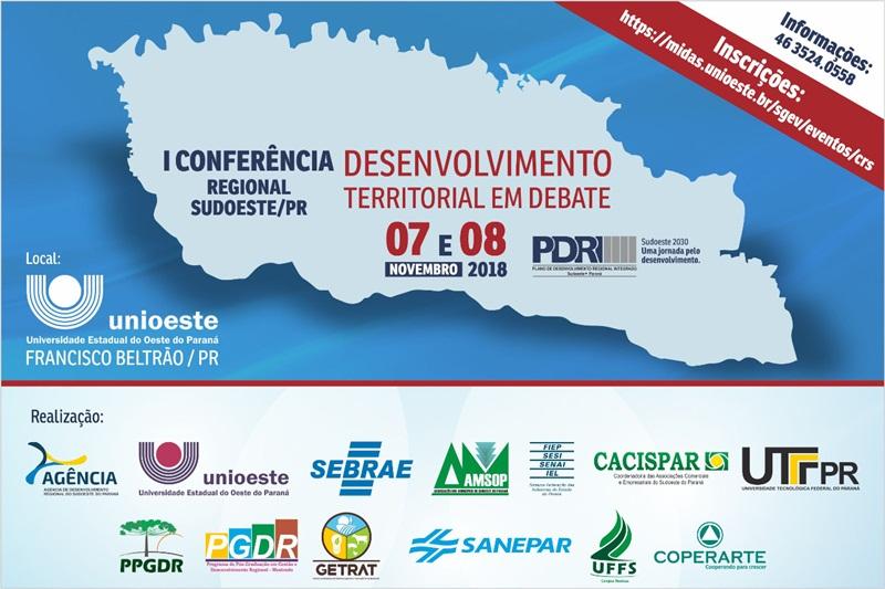Conferência debate melhorias para o Sudoeste