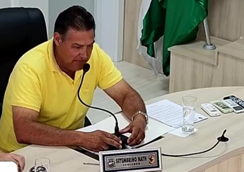Vereador pede melhorias no Clube do Vovô de Saudade do Iguaçu