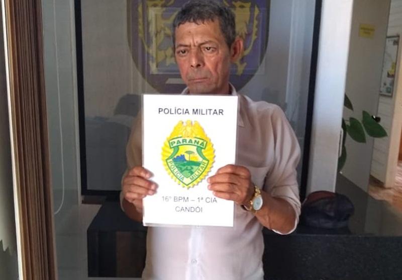 Homem é preso após agredir esposa em Candói