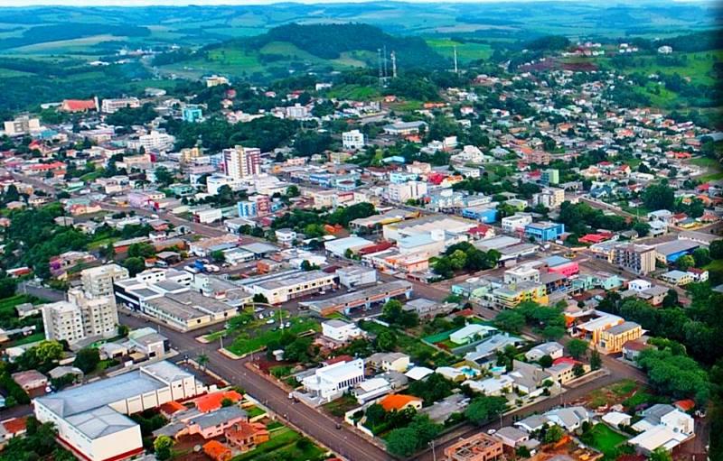 Chopinzinho Paraná fonte: rbj.com.br