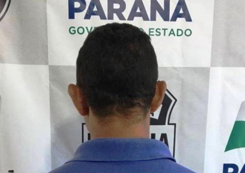 Acusado por estupro de vulnerável é preso em Mangueirinha