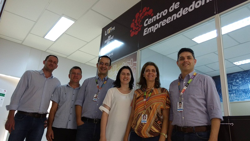 UTFPR e Sebrae inauguram Centro de Empreendedorismo, em Pato Branco