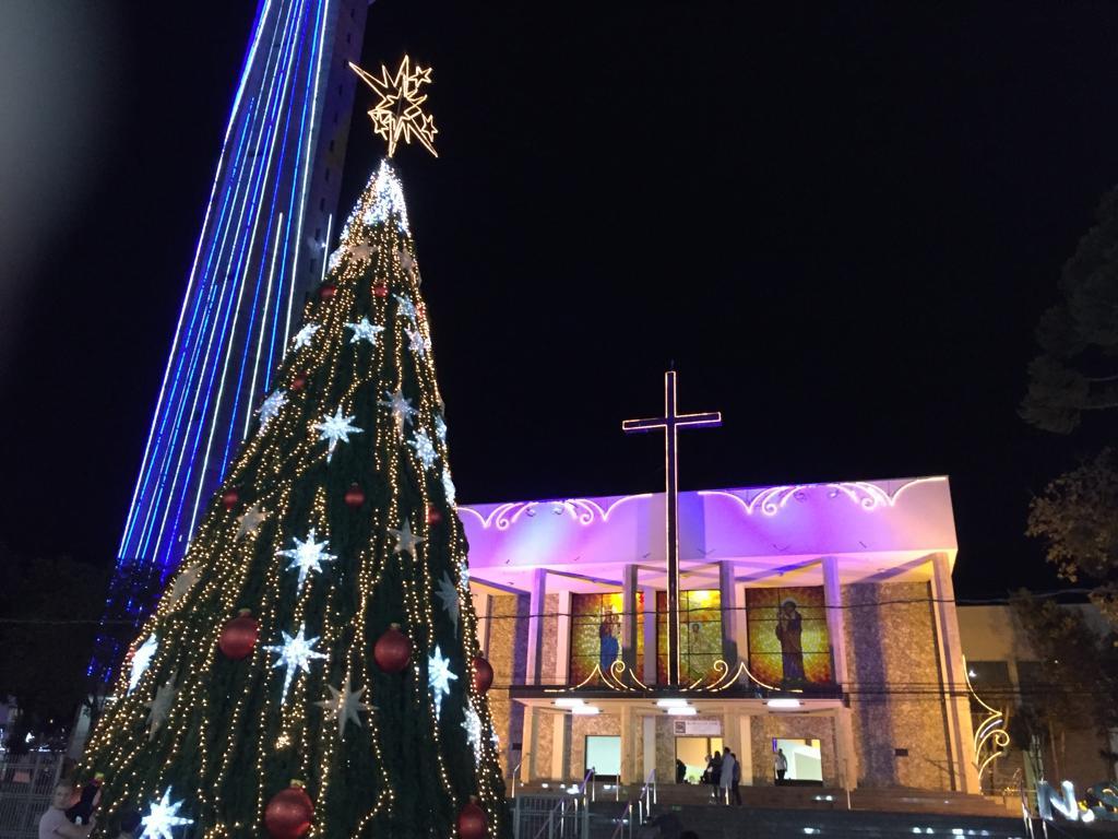 Concatedral Nossa Senhora da Glória aberta até às 22h