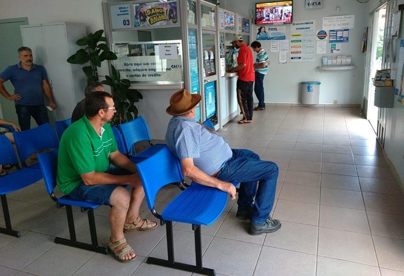 Lotérica Chopim registra aumento de movimento com apostas da Mega da Virada
