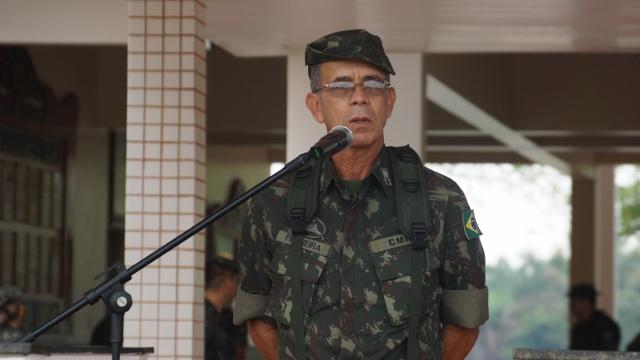 Cotado para a Infraestrutura, ex-comandante do EB em Palmas presidirá estatal