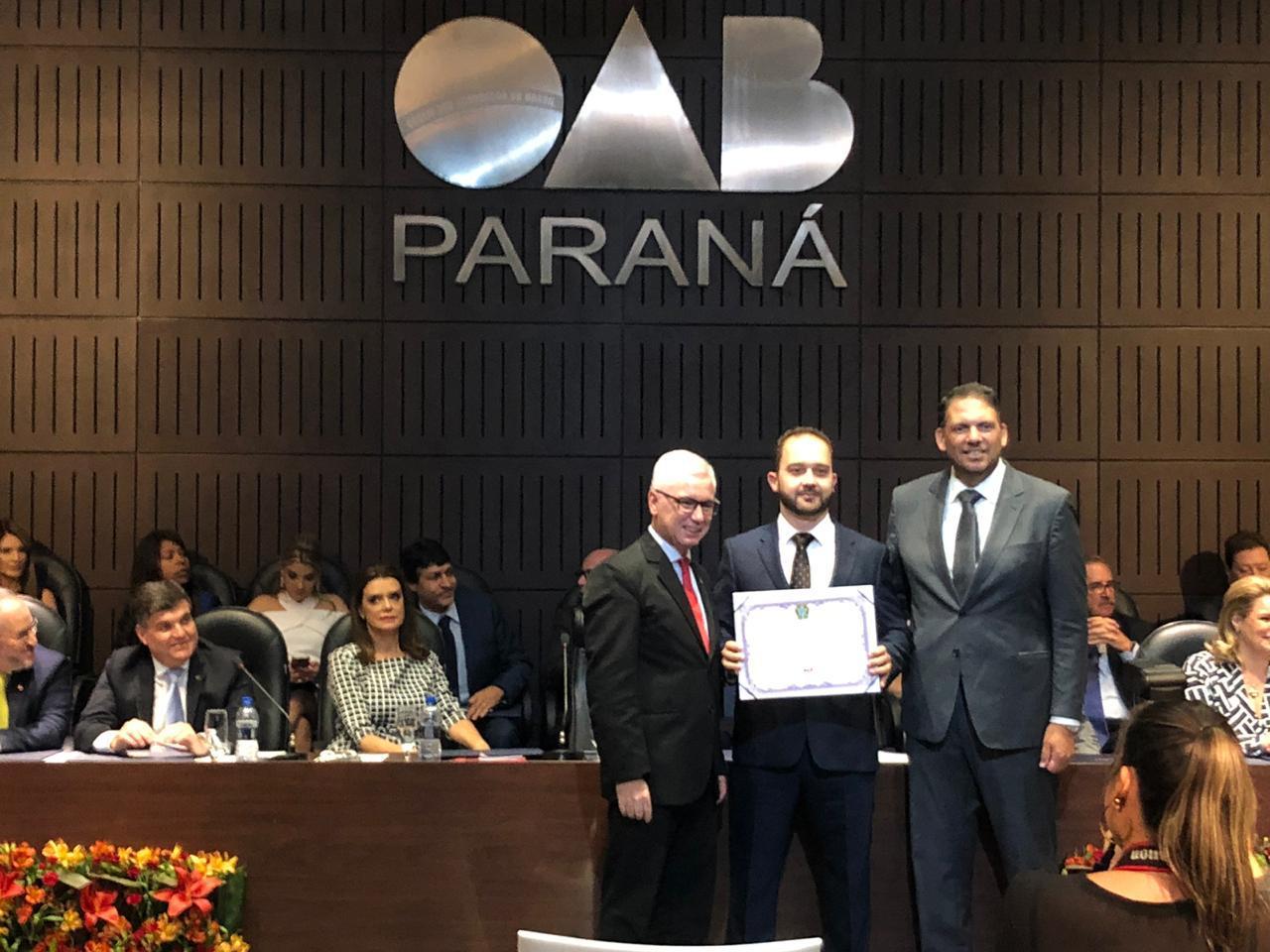 Eduardo Tobera toma posse como Presidente da OAB Palmas