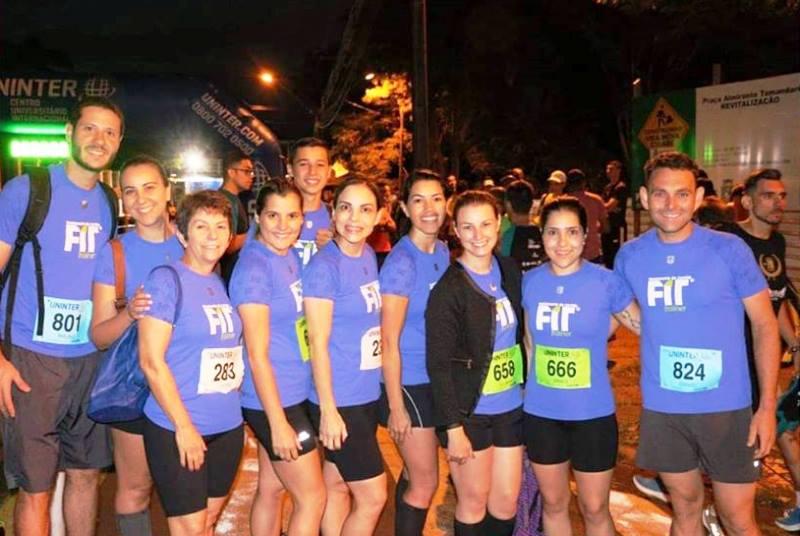Chopinzinhenses participaram da Meia Maratona de Foz do Iguaçu