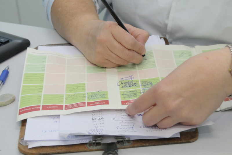 Matrículas escolares aumenta vacinação em Palmas