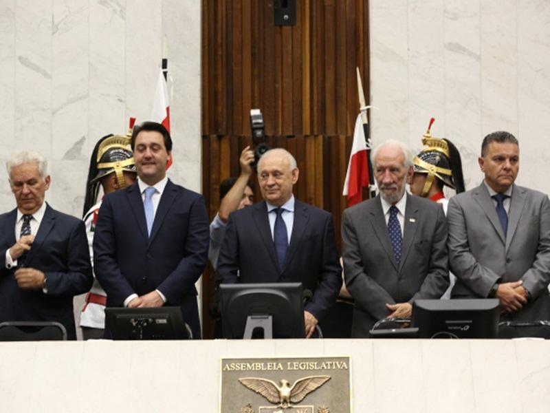 Traiano é eleito para terceiro mandato na presidência Alep
