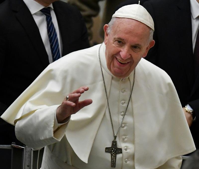 Papa pede a fiéis que reconheçam seus pecados contra meio ambiente