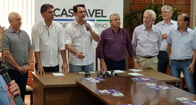 Ratinho diz que Show Rural Coopavel é referência em organização e tecnologia