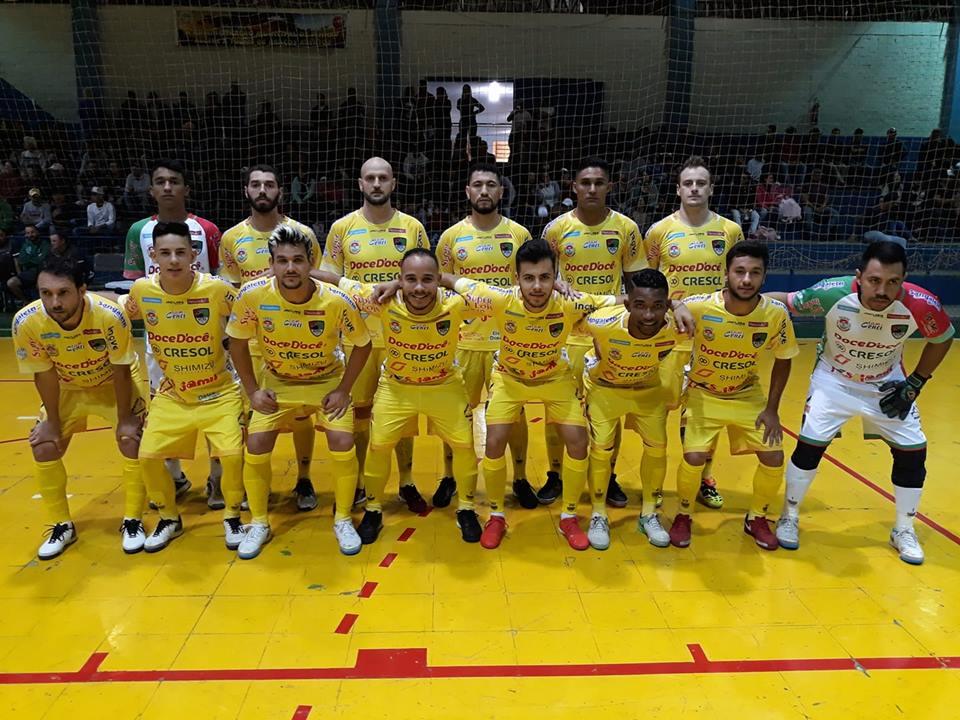 Acel estreia neste sábado na Série Prata do Paranaense de Futsal