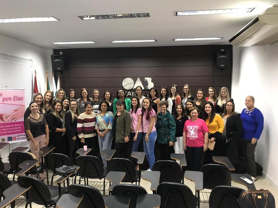 Advogadas comemoraram o Dia da Mulher na OAB Palmas