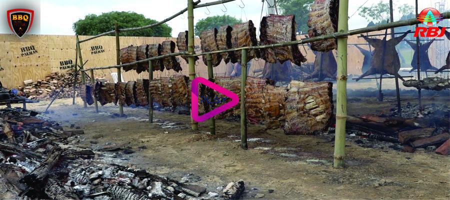 I BBQ Palmas Festival movimentou Parque de Exposições