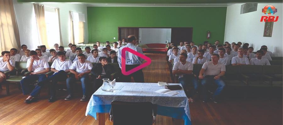 Seminário de Palmas sedia Encontro Diocesano de Seminaristas