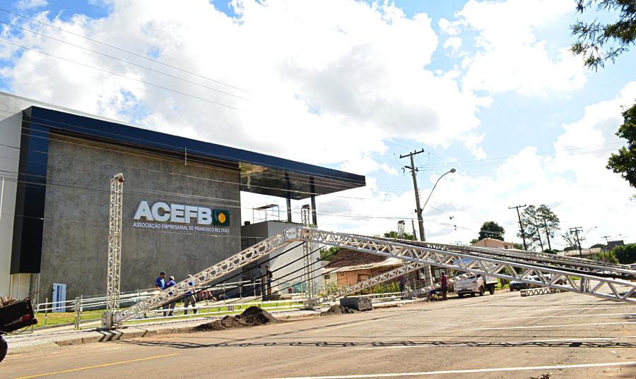 Acefb inaugura a nova sede nesta terça-feira