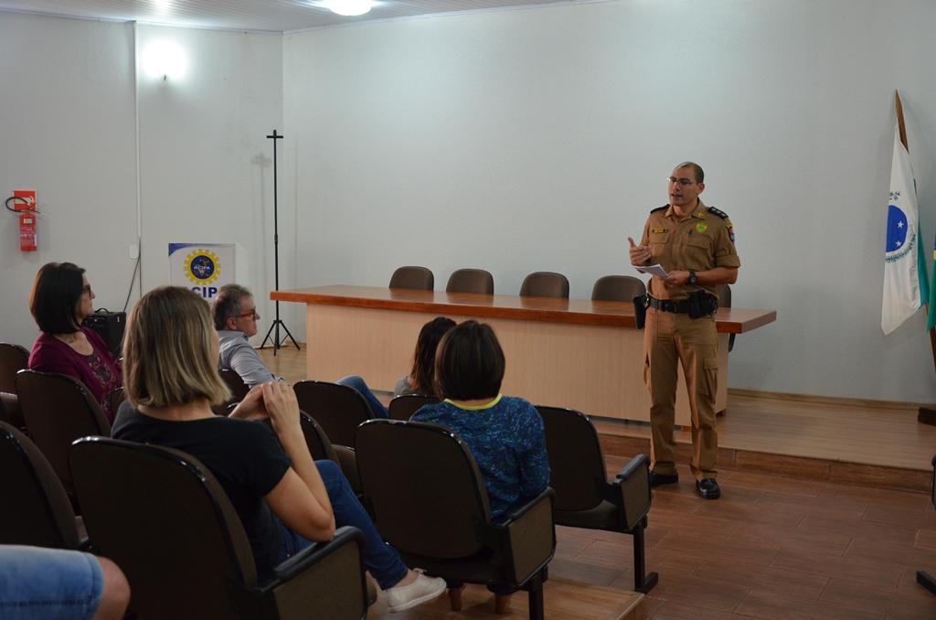 ACIPA e Polícia Militar promovem encontro para debater segurança pública