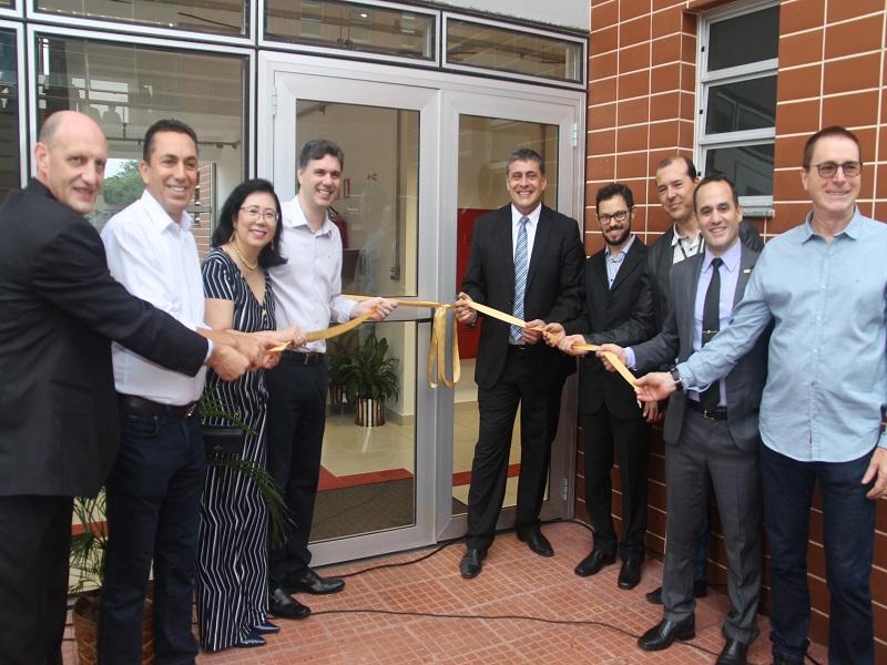 UTFPR inaugura Bloco de Salas de Aula