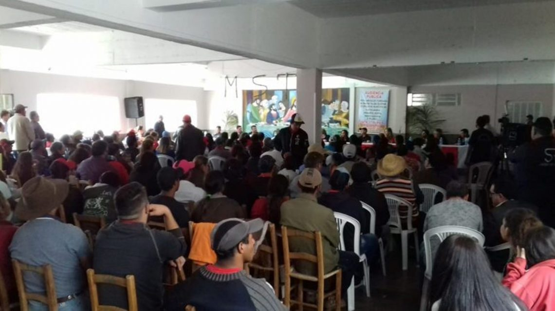 Agricultores pedem agilidade na negociação pelas terras ocupadas na região