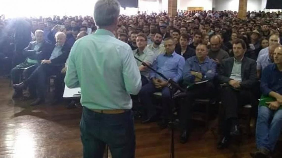 """Pato Branco sedia fórum regional """"Paraná livre de febre aftosa sem vacinação"""""""