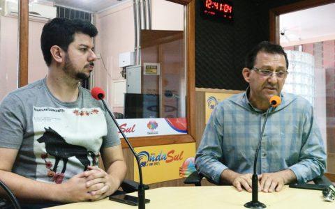 Acontece hoje inauguração de Mini Arenas em Francisco Beltrão