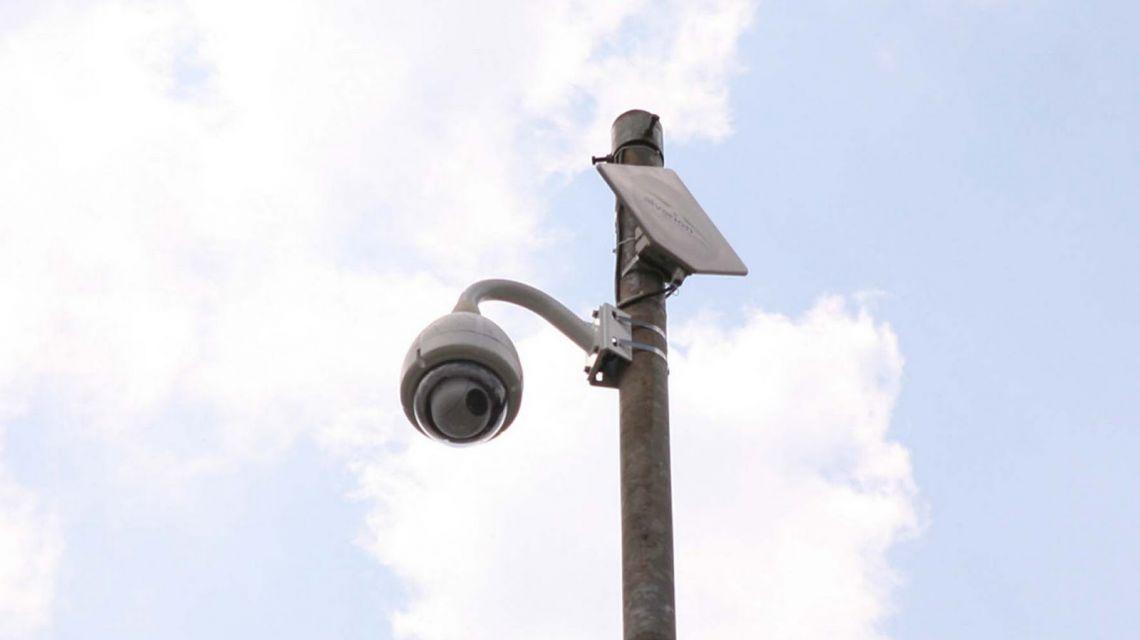 Interior de Francisco Beltrão receberá câmeras de monitoramento