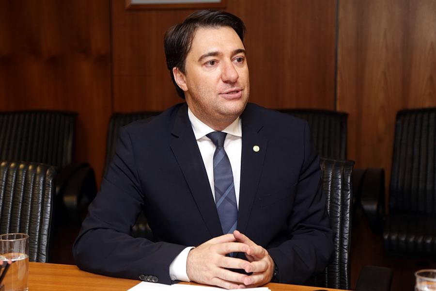 Deputado Giacobo viabiliza recursos para a prefeitura de Francisco Beltrão