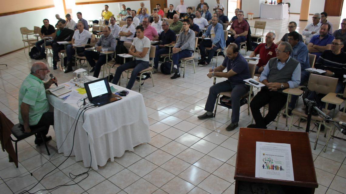Projeto de Vida foi tema da Escola Diocesana Diaconal