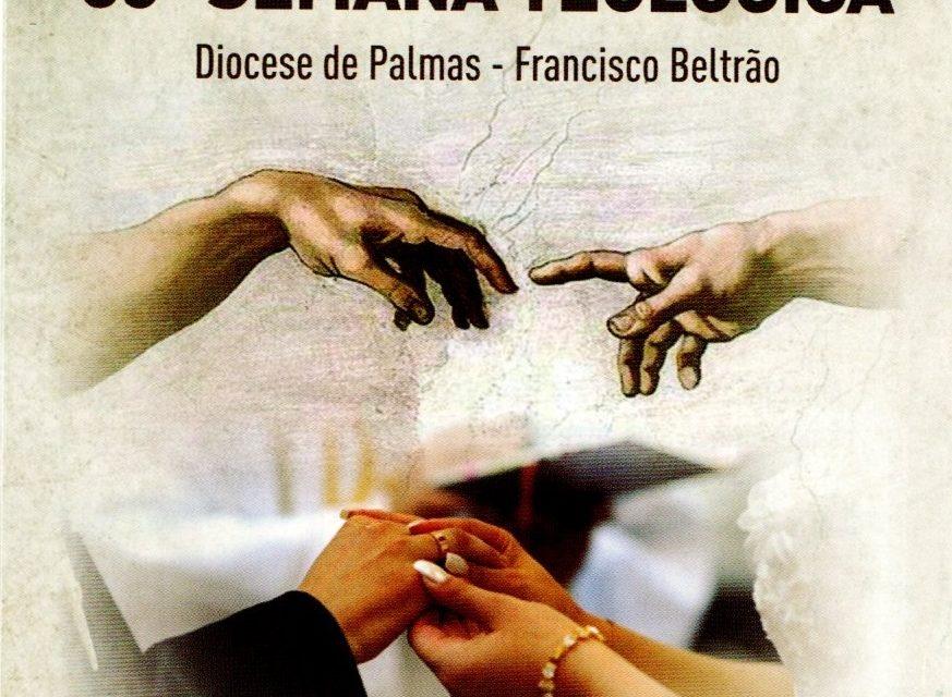 Antropologia do Matrimônio é tema da Semana Teológica