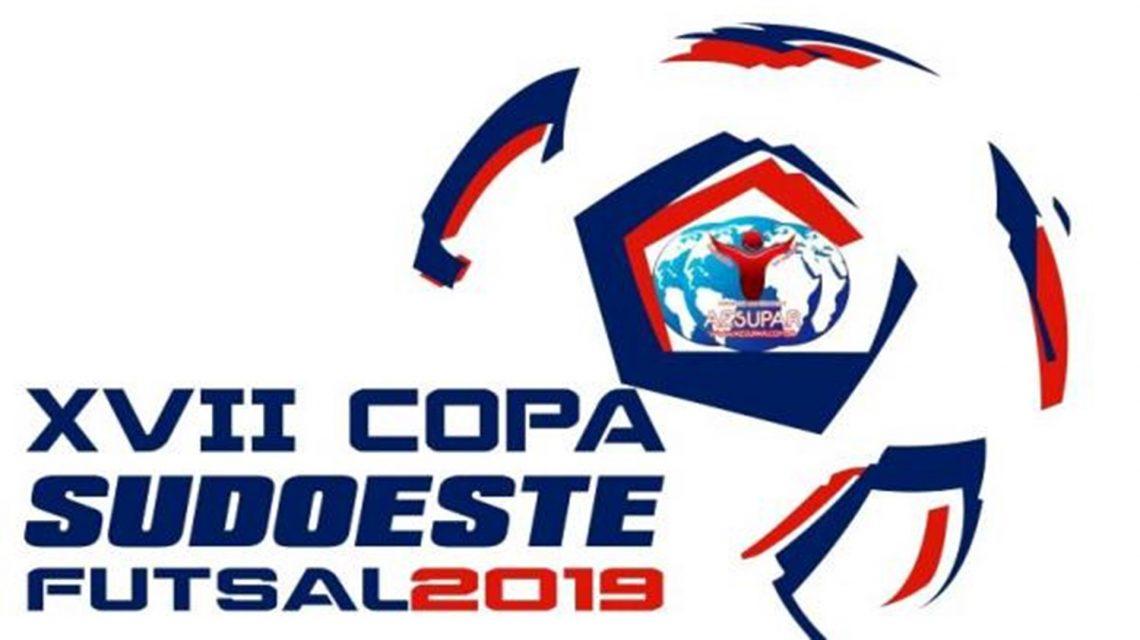 AESUPAR divulga grupamentos da Copa Sudoeste de Futsal