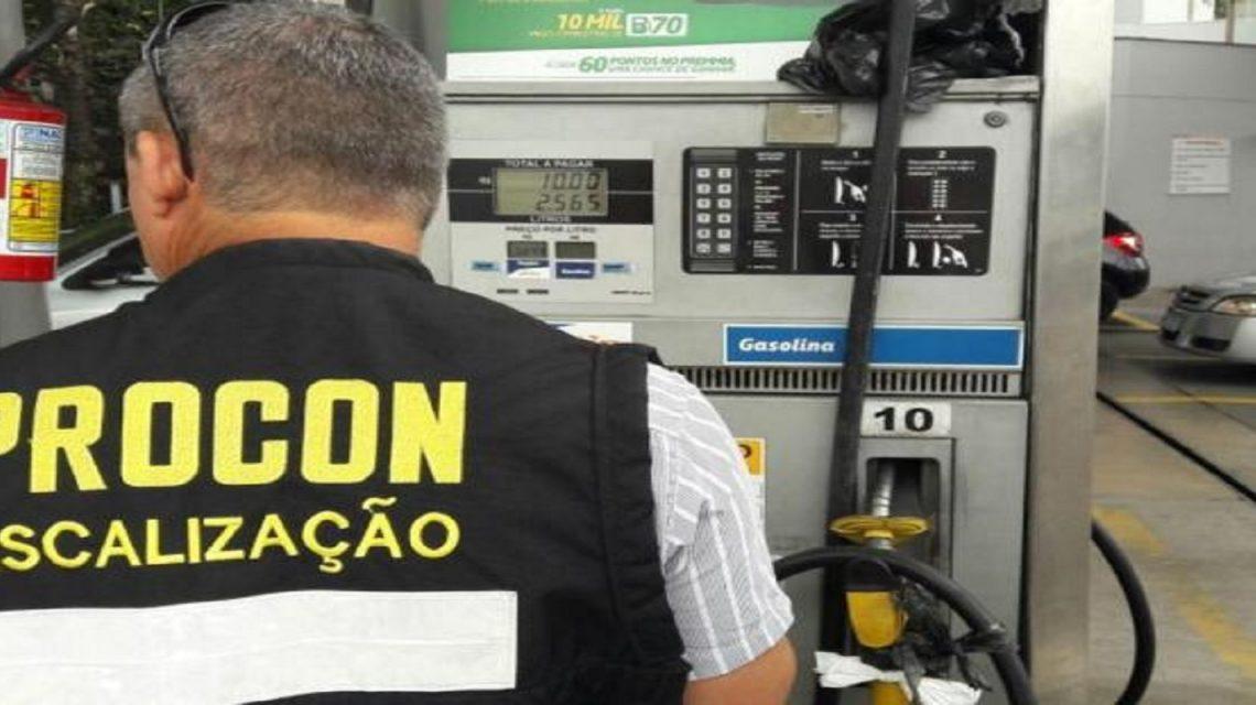Procon faz novo levantamento dos preços dos combustíveis em Francisco Beltrão