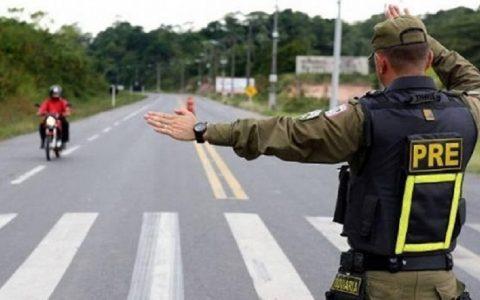 PRE divulga balanço da Operação Corpus Christi nas rodovias do Sudoeste