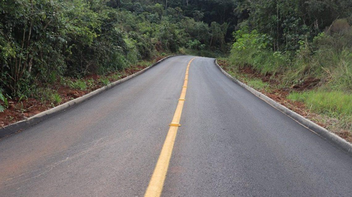 Asfalto de ruas do Distrito de Cachoeira será inaugurado neste sábado